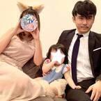 トレエン斎藤の妻、家族でハロウィンパーティーへ「夫はなんの仮装をしたでしょう??」