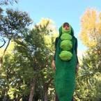 hitomi、今年選んだ仮装を公開「なかなか子どもたちに好評でした」