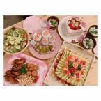 辻希美&杉浦太陽、長女のための豪華ひな祭りご飯を公開「感慨深いです…」