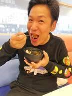 """はんにゃ・川島の妻、ママ友におすすめされた店に家族で行き""""大満足""""「食べ物の種類が半端ない」"""