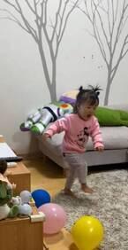 森渉、今から楽しみな娘の言葉「最初は1kmくらいの親子マラソンかなぁ~」