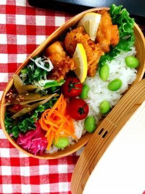 渡辺美奈代、次男に作った定番のお弁当レシピを紹介「ご参考まで」
