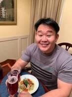 花田虎上、妻のオシャレな手料理に「本格的」「レストランで食べてるみたい」の声