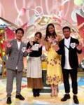 高橋ユウ『新婚さんいらっしゃい!』に出演 夫婦で幸せ感じた瞬間も明かす