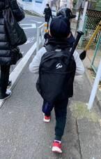 東尾理子、長男が野球の試合でスタメンデビュー「親としての楽しみが増えそうです」