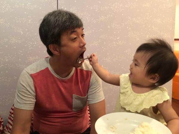 大渕愛子弁護士、母性を発揮する娘の姿を公開「可愛い~」「パパも嬉しそう」の声