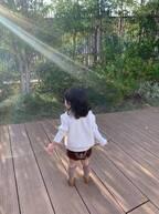 菅谷梨沙子、涙する事もあった育児「10歳くらい老け込む勢い。笑」