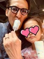 大沢樹生、娘とイルカショーでずぶ濡れ「こんな時間が今の自分には本当に大切」