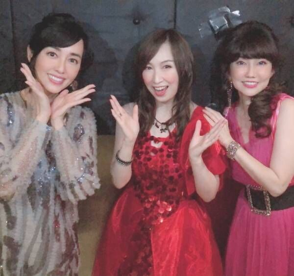 森口博子、本田美奈子.さんのメモリアルコンサートに出演「屈託のない笑顔が思い出されグッときました」