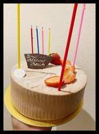 ギャル曽根、家族に祝ってもらった34歳の誕生日「これからも元気に頑張ります」