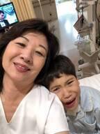 野田聖子氏、息子の退院を報告「いのち、の大切さをあらためて感謝した修行でございます」