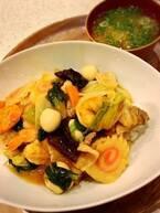 """小川菜摘、""""色々使える""""夕飯メニューを紹介「お野菜もお肉も魚介もとれて栄養満点」"""