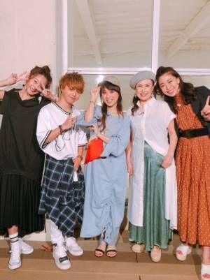 渡辺美奈代『格安コーデバトル』で勝利し感謝「楽しいロケになりました!」