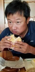 """小原正子、""""わんぱく""""な夫とコメダで朝ごはん「トーストセットだけではなく」"""