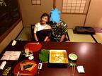 加護亜依、夫と結婚記念日をお祝い「幸せそう」「ステキな夫婦」の声
