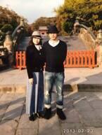 だいたひかる、入籍3か月前の夫との写真を公開「この頃に描いていた未来とは違うけれど…」