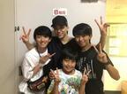 18歳になった加藤清史郎、山崎育三郎らとの写真を公開「一つ一つの作品に誠心誠意取り組んでいきます!」