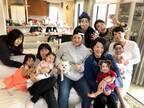 東尾理子、キンタロー。夫婦とひな祭りのお祝い「ワイワイ楽しみました」