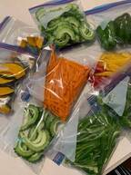 料理研究家・桜井奈々、自身の『ジップロック』の使い方を紹介「1回で捨てるのはもったいなーーい!」