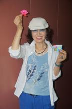 三田佳子、2人の孫から貰ったプレゼント「嬉しいなあ、大切にするよ」