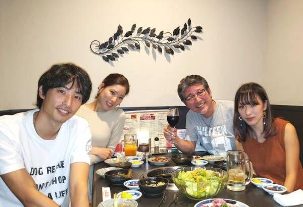 布川敏和、3人の子ども達と誕生日会「親父 感無量で御座いましたぁ~」