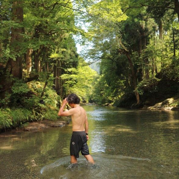 奥山佳恵、令和初の家族旅行を満喫「お天気にも恵まれてTHE夏休みって感じ!」