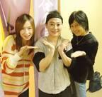 森口博子、すっぴんの岸谷香との3ショットを公開「可愛い」「素敵」の声