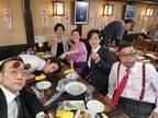 羽田美智子『特捜9』幻の居酒屋での集合ショットに「可愛い」「本当に楽しそう」の声