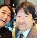 武田双雲、佐藤二朗らとベスト・ファーザー賞を受賞「泣きそうになりました」