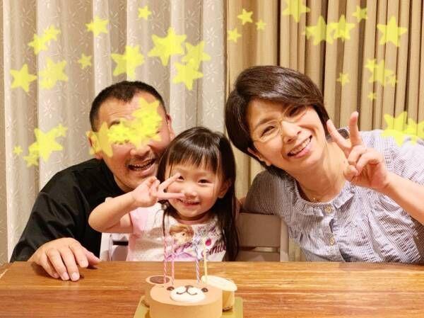 くわばたりえ、娘が4歳の誕生日を迎え「成長を感じました」