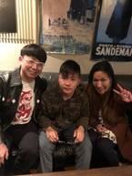 ジャガー横田、中学での息子・大維志くんの近況を報告「楽しんで欲しいと切に願います」