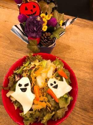 堀ちえみ、家族に爆笑されたサラダを公開「めっちゃカワイイ」「最高です!」の声