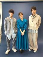 鈴木伸之、月9『ラジエーションハウス』3ショット公開に「豪華」「楽しみです!」の声