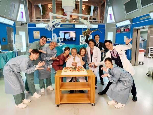 戸塚純貴『ドクターX』撮影現場で西田敏行の誕生日祝い「これぞ唯一無二の俳優」