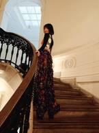 後藤真希、桂由美氏のショーでランウェイを歩く人物に驚き「サプライズでした」