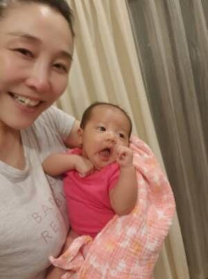小原正子、仕事を再開し義母へ感謝「近くにいてくれて 本当に心強い!」