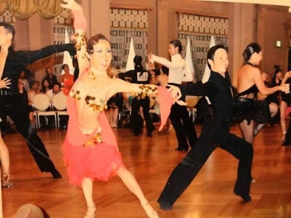 キンタロー。学生時代に競技ダンスで全国4位を獲得「本当に映画やドラマの様な素晴らしい経験」