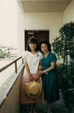森口博子、上京した日の母との2ショットを公開「あんな母を初めて見ました」