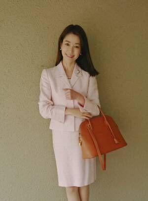 細川直美、娘2人の入学式をはしご「私も嬉しい1日でした」