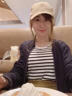 """山川恵里佳、ファミレスでの""""高カロリーな食事""""を紹介「アイスクリームとメープルシロップたっぷりの激甘!」"""