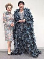 デヴィ夫人、美川憲一のコンサートへ「シャンソンの世界を堪能いたしました」