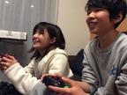 大浦龍宇一、22歳年下妻と15歳の息子が仲良くゲーム「幸せそう」「表情がそっくり」の声