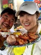 北斗晶、ハワイで訪れた人気店を紹介「いくらでも食べられちゃう美味しさ」