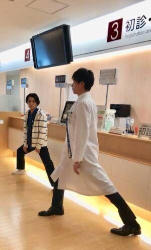 鈴木伸之『ラジエーションハウス』撮影前にする準備体操「アクションシーンなどはありません」