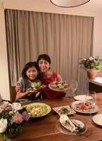モデル・AYUMI、娘が作ってくれたバースデーケーキを公開「2種も焼いていて!!」