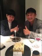 武田修宏、52歳の誕生日を迎え和田アキ子らとフレンチ懐石へ「素敵な時間を素敵な方とつくれました」