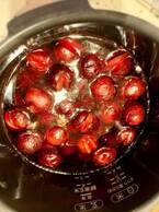 小川菜摘、生のプルーンを使って作った物「炭酸割りしたりヨーグルトにかけたり」
