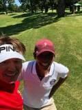 ヒロミ、明石家さんまとゴルフで2ショット「色々大変やねんと言いながら」