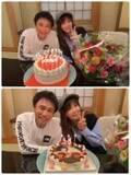 小川菜摘、夫・浜田雅功との結婚30周年プレゼントに感激「嬉しい!!!!!!」
