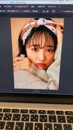 大友花恋『Seventeen』で初の単独表紙を飾る「夢に見ていたような、大満足の仕上がり」